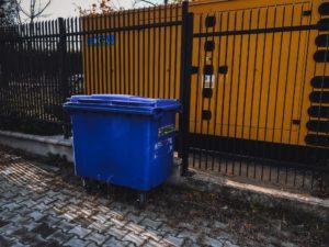 Hvordan håndterer du farligt affald?